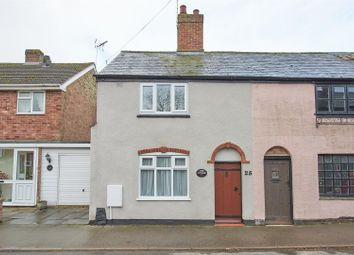 2 bed terraced house for sale in Church Street, Sapcote, Leicester LE9