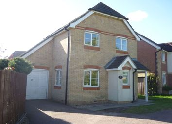 Thumbnail 3 bedroom detached house to rent in Spartan Close, Haverhill