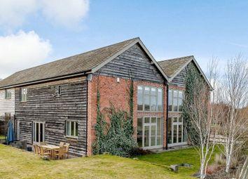 Thumbnail 5 bedroom barn conversion for sale in Stockerston Road, Allexton, Oakham, Rutland