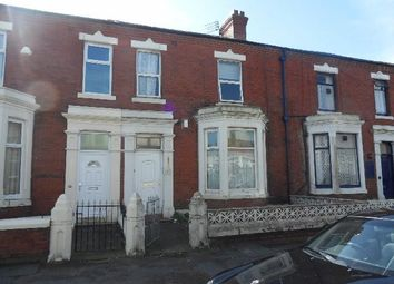 Thumbnail 1 bed flat to rent in Shaw Road, Blackpool