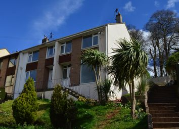 Thumbnail 4 bed end terrace house for sale in Ben Jonson Close, Chelston, Torquay