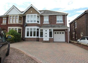 Thumbnail 6 bed semi-detached house for sale in Devonshire Road, Bispham, Blackpool