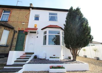Thumbnail 3 bed end terrace house for sale in Lyndon Road, Belvedere, Kent