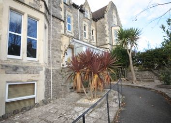 Thumbnail 2 bed flat to rent in Hallam Road, Clevedon