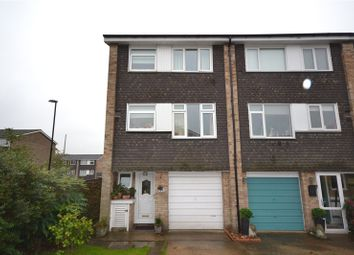 Thumbnail 4 bed end terrace house for sale in Leafield Close, Streatham