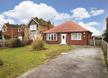 Thumbnail 2 bed bungalow for sale in Westwood Drive, Swanpool, Lincoln