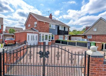Thumbnail 3 bed semi-detached house for sale in Armstrong Drive, Walsall