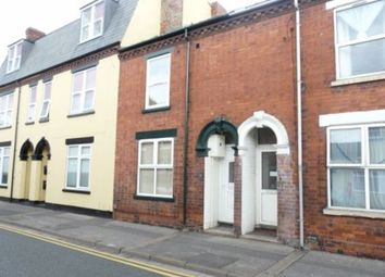 1 bed terraced house to rent in Portland Street, Lincoln, Lincs LN5