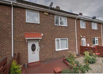 Thumbnail 3 bed terraced house for sale in Berksyde, Delves Lane, Consett