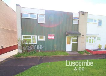 Thumbnail 3 bed terraced house to rent in Gileston Walk, St. Dials, Cwmbran
