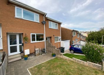 Thumbnail 3 bed terraced house for sale in Manor Road, Newton Abbot, Devon