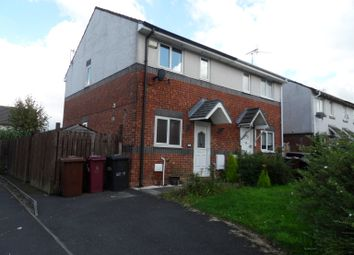Thumbnail 2 bed town house to rent in Ribble Avenue, Darwen