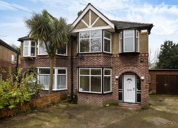 Thumbnail 4 bedroom semi-detached house to rent in Carisbrooke Close, Stanmore