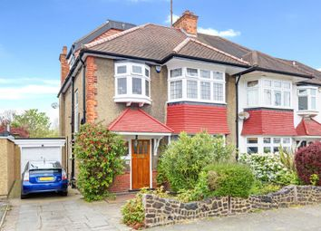 Thumbnail 4 bed semi-detached house for sale in Claremont Park, Finchley N3,