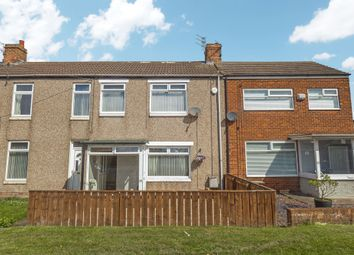 Thumbnail 2 bed terraced house for sale in Ord Terrace, Stakeford, Choppington