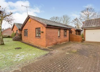 Thumbnail 3 bed bungalow for sale in Kestrel Road, Northwich, Cheshire
