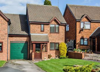 Thumbnail 3 bed semi-detached house for sale in Peak Close, Armitage, Rugeley