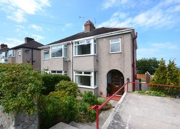 Thumbnail 3 bed semi-detached house for sale in Cynfran Road, Llysfaen