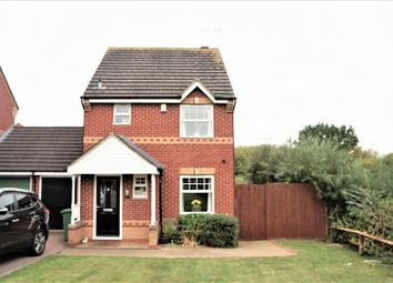 Thumbnail 3 bed link-detached house for sale in Foxon Way, Braunstone, Leicester