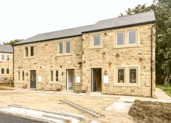 Thumbnail 2 bed terraced house for sale in Hunters View, Giggleswick