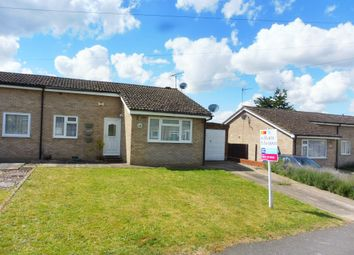 Thumbnail 2 bed semi-detached bungalow for sale in St. Benedicts Road, Brandon