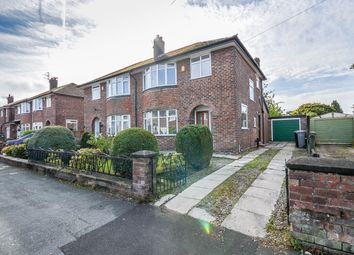 Thumbnail 3 bed semi-detached house to rent in Lorraine Road, Timperley, Altrincham