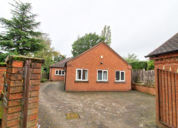 Thumbnail 4 bed bungalow for sale in Rose Cottage Drive, Huthwaite, Sutton-In-Ashfield