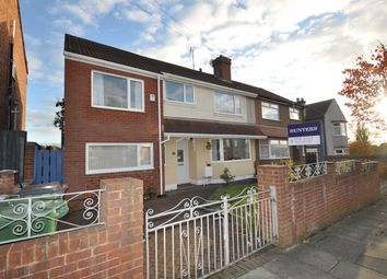 Thumbnail 5 bedroom semi-detached house for sale in Hillside Road, Wallasey