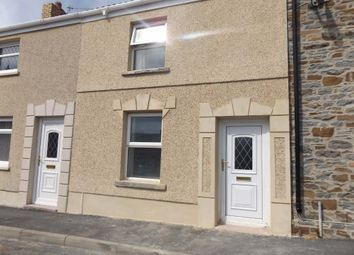 Thumbnail 2 bed terraced house to rent in Mount Pleasant Buildings, Llanelli, Llanelli, Carms