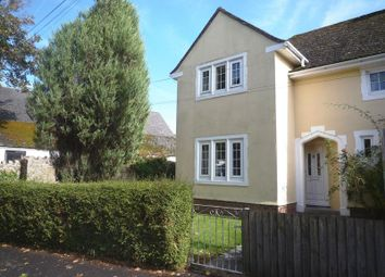 Thumbnail 2 bed terraced house to rent in Croft John, Penmark, Barry