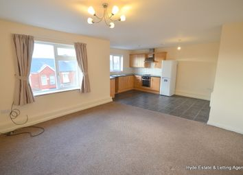 Thumbnail 2 bedroom flat to rent in Ashley Lane, Manchester