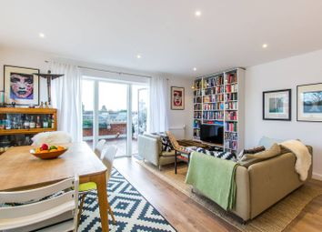 Thumbnail 2 bed flat for sale in Kingston Road, Wimbledon