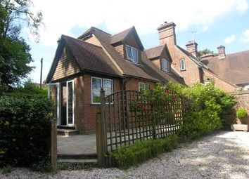 Thumbnail 1 bed semi-detached house to rent in Newick Lane, Heathfield