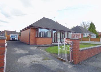 Thumbnail 3 bed bungalow for sale in Halton Road, Great Sankey, Warrington