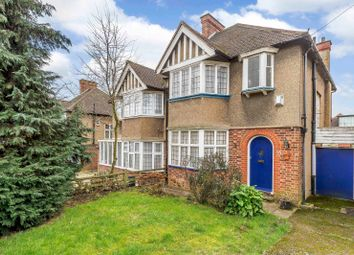 Thumbnail 3 bed semi-detached house for sale in Lavender Avenue, London