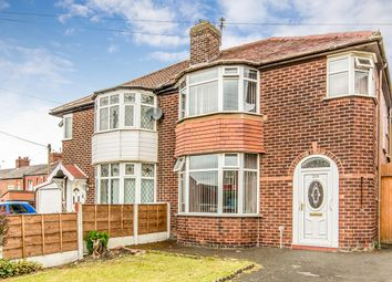 Thumbnail 3 bed semi-detached house for sale in Abbey Hey Lane, Abbey Hey, Manchester