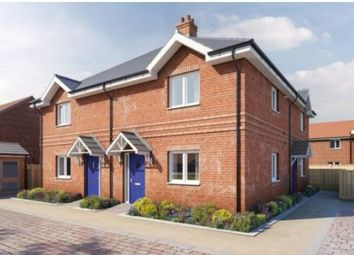Thumbnail 1 bed terraced house for sale in Birnam Mews, Oak Road, Tiddington, Stratford-Upon-Avon