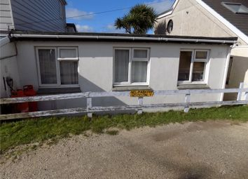 Thumbnail 2 bed bungalow for sale in Bay View Bungalows, Riviere Towans, Hayle