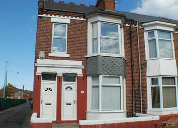Thumbnail 1 bed flat to rent in Belle Vue Crescent, South Shields