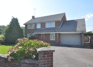 Thumbnail 4 bed detached house for sale in Rowdens Close, West Wellow, Romsey