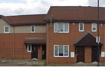 Thumbnail 2 bed semi-detached bungalow to rent in New Green, Large Square, Stainforth, Doncaster