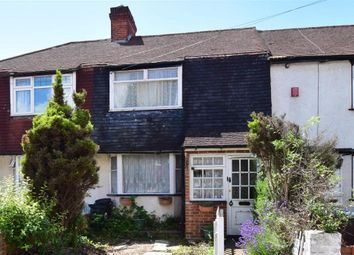 Thumbnail 3 bed terraced house for sale in Ringwood Avenue, Croydon, Surrey