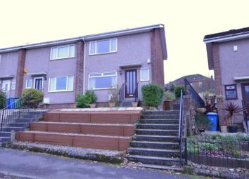 Thumbnail 2 bed end terrace house for sale in Tankerland Road, Glasgow