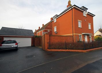 Thumbnail 5 bedroom detached house for sale in Curie Avenue, Swindon