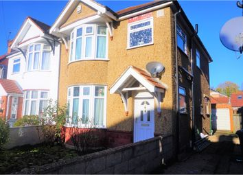 Thumbnail 3 bed semi-detached house for sale in Elmsworth Avenue, Hounslow