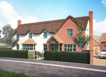 Thumbnail 5 bed detached house for sale in Parklands Drive, Sudbrooke