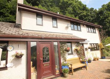 Thumbnail 4 bed detached house for sale in Quarry Road, Glyn Ceiriog, Llangollen