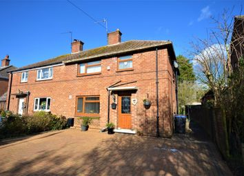 Thumbnail 3 bed semi-detached house for sale in Elizabeth Road, West Haddon, Northampton