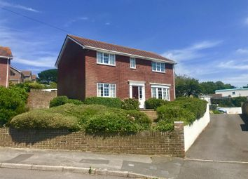 Thumbnail 4 bed detached house for sale in Lodge Way, Weymouth
