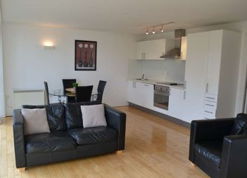 Thumbnail 2 bed flat to rent in South Hall Street, Salford